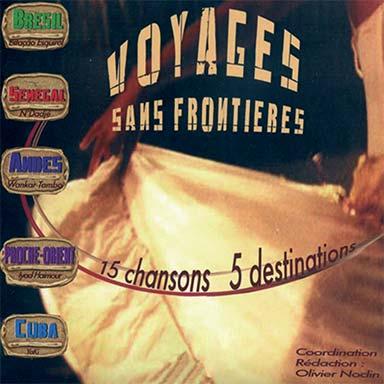 Ophélie Choserot, Maxime Plisson - Voyages sans frontières
