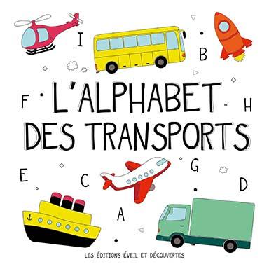 Corinne Albaut, Pierre-François Renouf - L'alphabet des transports