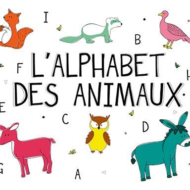 Corinne Albaut, Pierre-François Renouf - L'Alphabet des animaux