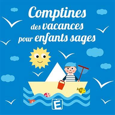 Sarah Taïs - Comptines des vacances pour enfants sages
