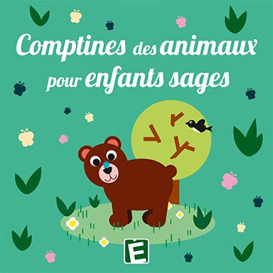 Sarah Taïs - Comptines des animaux pour enfants sages
