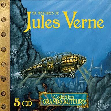 Artistes divers - Six histoires de Jules Verne