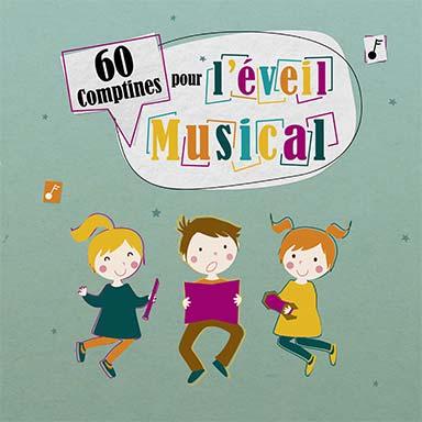 Laurent Lahaye - 60 comptines pour l'éveil musical
