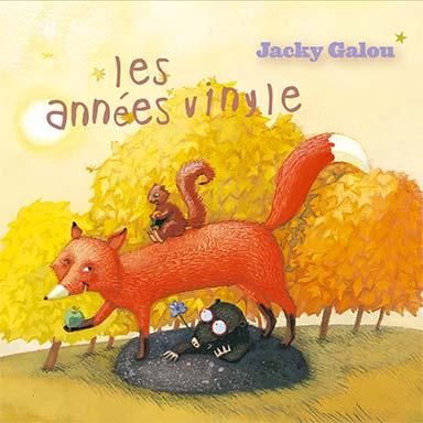 Jacky Galou - Les années vinyle