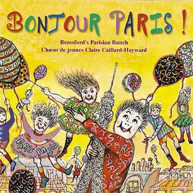 Claire Caillard Hayward, Berry Hayward - Bonjour Paris