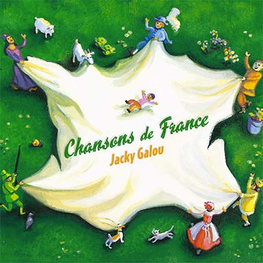Jacky Galou - Chansons de France