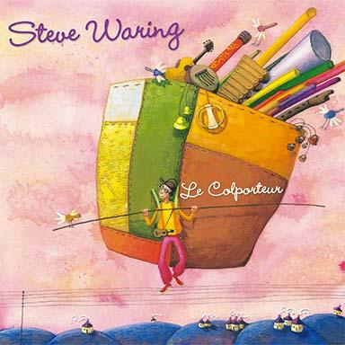 Steve Waring - Le colporteur