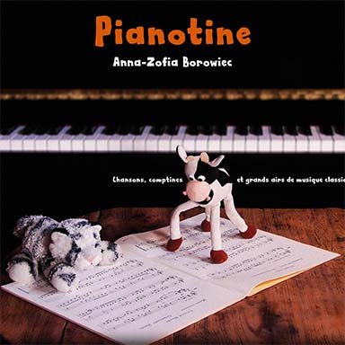 Anna-Zofia Borowiec - Pianotine