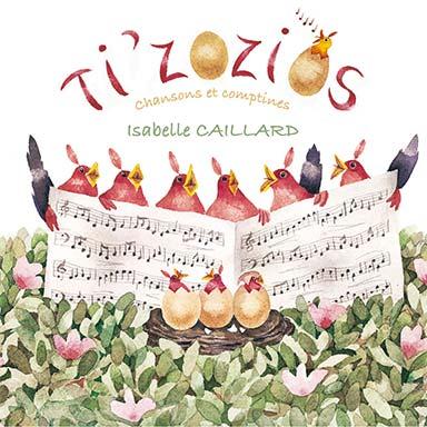 Isabelle Caillard - Ti'zozios