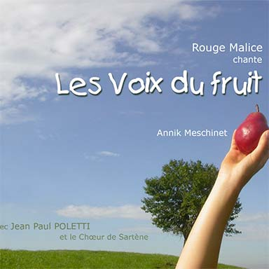 Rouge Malice - Voix du fruit