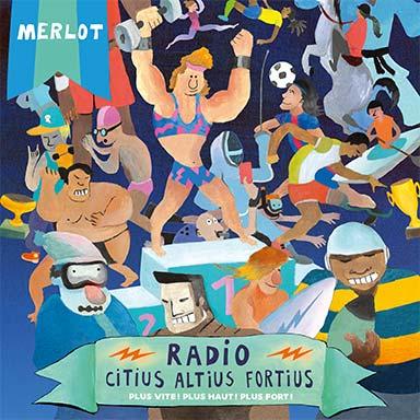 Merlot - Radio Citius Altius Fortius