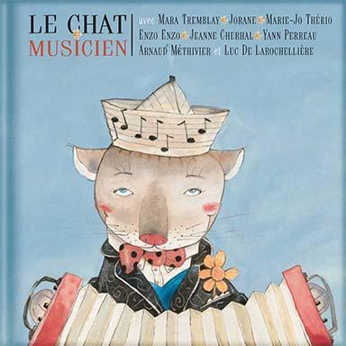 Joseph Beaulieu, Artistes divers - Le chat musicien