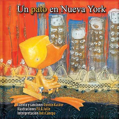 Connie Kaldor, Geneviève Bilodeau - Un pato en Nueva York