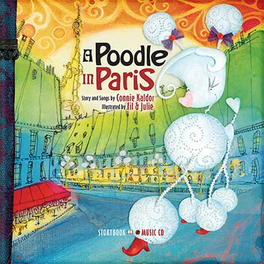 Connie Kaldor, Geneviève Bilodeau - A Poodle in Paris