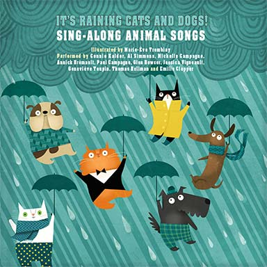 Artistes divers - Its Raining Cats and Dogs