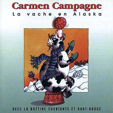 Carmen Campagne - La vache en Alaska
