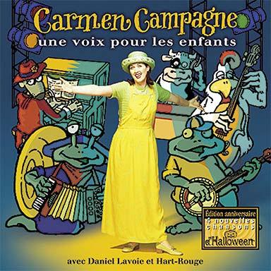 Carmen Campagne - Une voix pour les enfants