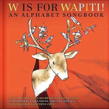 Artistes divers - W is for Wapiti