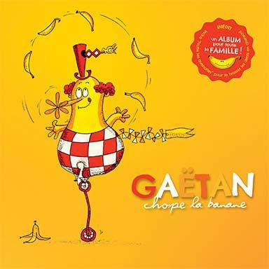 Gaëtan - Chope la banane