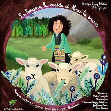 Véronique Lagny Delatour - La bergère, l'arrogante et Niwa la souris