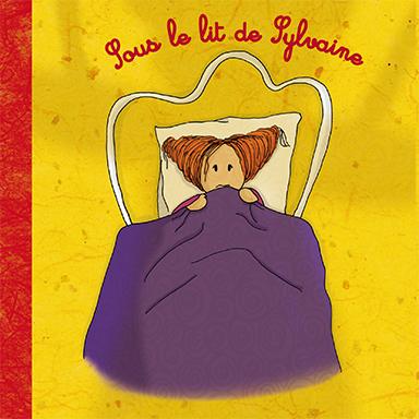 Jeanne Taboni Mizerazzi - Sous le lit de Sylvaine