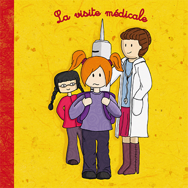 Jeanne Taboni Mizerazzi - La visite médicale