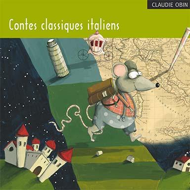 Claudie Obin - Contes classiques italiens