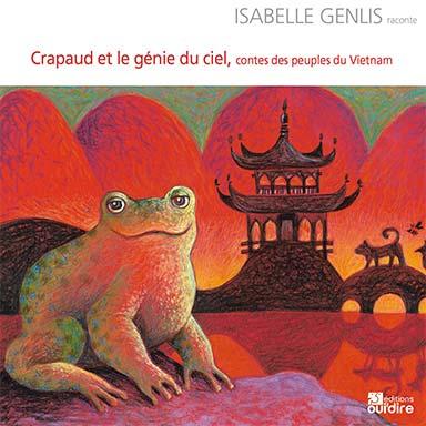 Isabelle Genlis - Crapaud et le génie du ciel