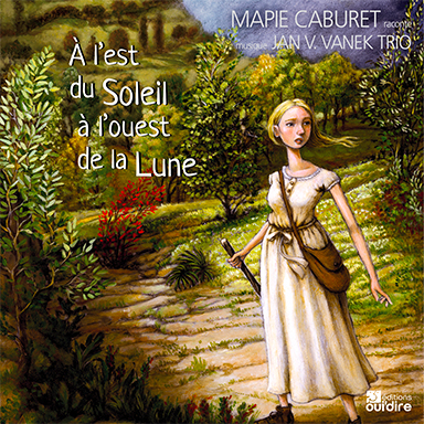 Mapie Caburet - À l'est du Soleil à l'ouest de la Lune