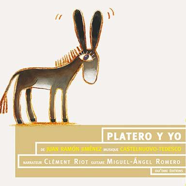 Juan-Ramón Jiménez - Platero y yo (version française)