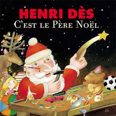 Henri Dès - C'est le père Noël
