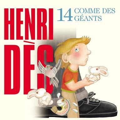 Henri Dès - Comme des géants