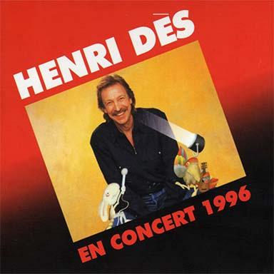 Henri Dès - En concert 1996
