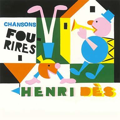 Henri Dès - Chansons fou rires