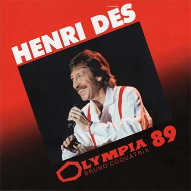 Henri Dès - Olympia 89