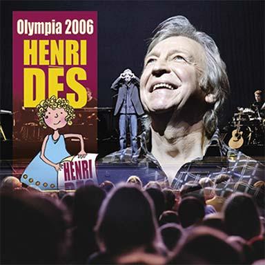 Henri Dès - Olympia 2006
