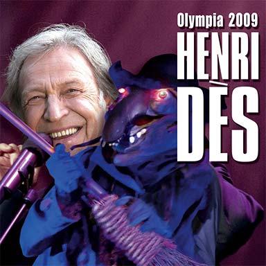 Henri Dès - Olympia 2009