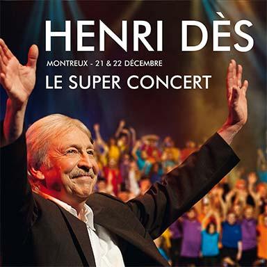 Henri Dès - Le super concert