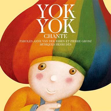 Sylvie Genillard - Yok-Yok chante
