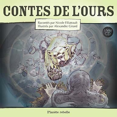 Nicole Filiatrault - Contes de l'ours