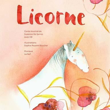 Suzanne De Serres - Licorne