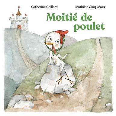 Catherine Gaillard - Moitié de poulet
