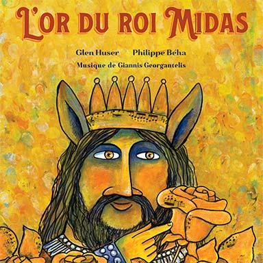 Glen Huser - L'Or du Roi Midas
