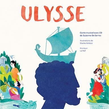 Suzanne De Serres - Ulysse