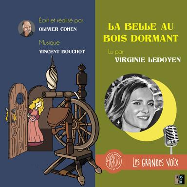 Virginie Ledoyen - La belle au bois dormant