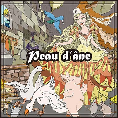 Cécile de France - Peau d'âne
