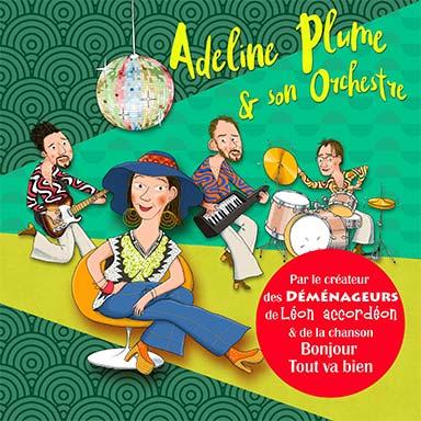 Yves Barbieux - Adeline Plume et son orchestre
