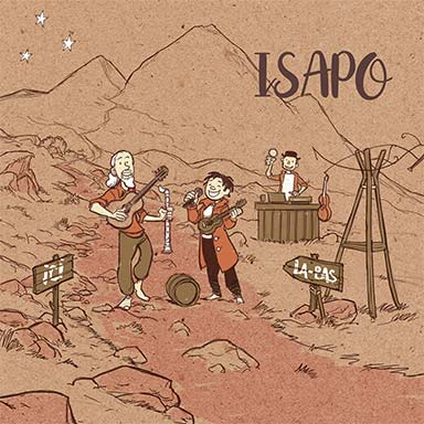Isapo - Ici… là-bas