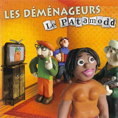 Les déménageurs - Le Patamodd