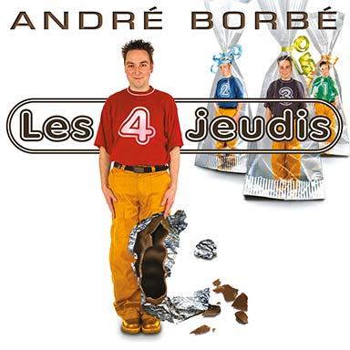André Borbé - Les 4 jeudis
